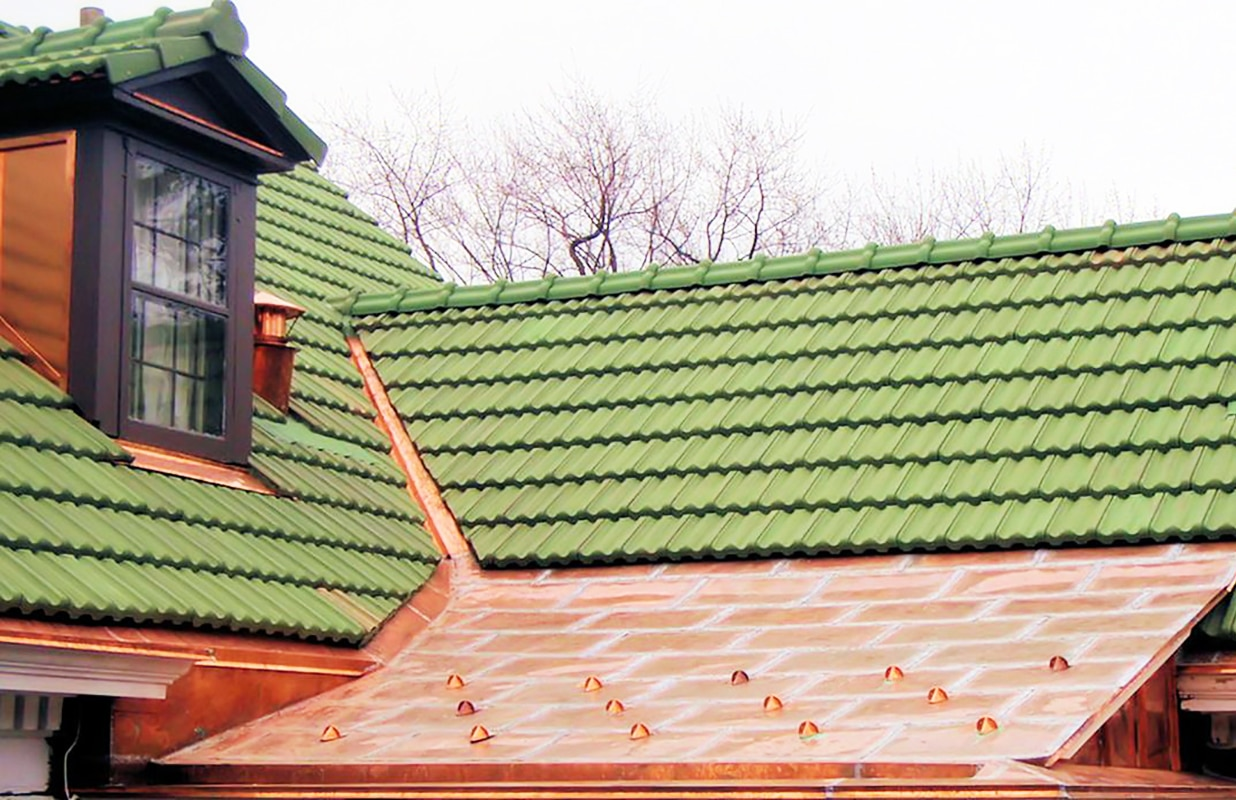Architectural Sheet Metal Lesjonesroofing Com